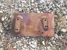 International Farmall 504 Utility Tractor Bottom Battery Holder Tray Ih Ihc