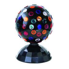 "New Cornet 9"" Spinning Rotating Karaoke Party Disco Color Light Ball BHL-117"