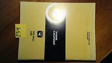 John Deere 35EV Chain Saw Tronconneuse Operator's Manual 8/83 French & English