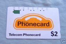 GENERIC $2 TELECOM  PHONECARD - GC2-5 ie 5th Printing