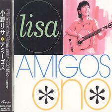 LISA ONO - AMIGOS NEW CD