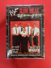 Raw Deal WWE Raw Deal Backlash Right To Censor Starter Deck