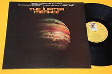 LP JUPITER MENACE ORIG SOUNDTRACK USA 1982 ELECTRONIC SYNERGY TOP EX