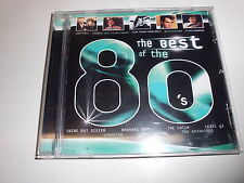 Cd   THE BEST OF THE 80'S