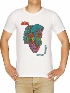 Love Forever Changes T-shirt Logo band vinyl cd velvet underground byrds kinks W