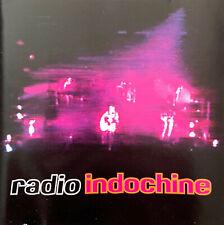 Indochine CD Radio Indochine - silver CD artwork - France (VG+/EX+)