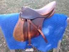 "Courbette Pandur Spezial 17.5"" Medium Width All Purpose English Saddle"