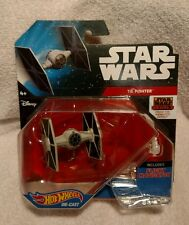 Star Wars Hot Wheels Rebels Tie Fighter (smaller grey version)