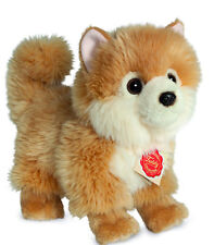 Pomeranian collectable soft toy plush dog / puppy by Teddy Hermann - 91922