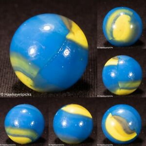 EPIC SHOOTER Marble King BOYSCOUT Late Period Marble 7/8 Mint- hawkeyespicks sg
