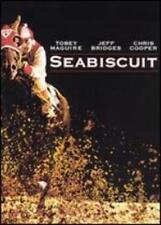 Seabiscuit DVD Tobey Maguire Jeff Bridges Chris Cooper