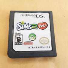 The Sims 2: Pets Nintendo DS CART ONLY FREE SHIP
