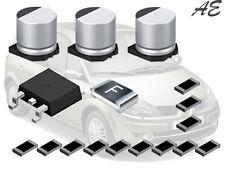 Kit réparation compteur tableau de bord Scenic 2 (17+1 composants)