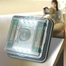 Automatische Induktionslampe Bewegungssensor Detektor 8 LED Licht Leuchten HOT!!