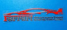 Sticker Auto-Aufkleber Motorsport Metallic 3D-Optik