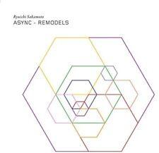 Ryuichi Sakamoto - Async: Remodels [New CD] Bonus Tracks, Japan - Import