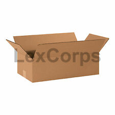 25 Qty 20x10x6 SHIPPING BOXES LC Mailing Moving Cardboard Storage Packing
