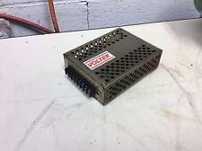 Voltek Power Supply, # SRH1F-05B, 5 V, 3 Amp, Used, Warranty
