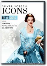 Jezebel Dark Victory All This and Heave Too Old Acquaintance DVD New Bette Davis