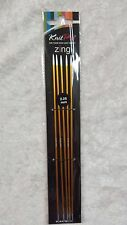Knit Pro Zing Double Pointed Needles 2.25mm x 20cm N047032