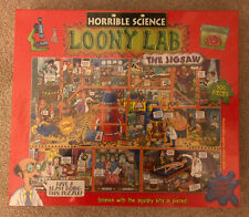 Brand New Horrible Histories LOONY LAB  300 Piece Jigsaw Puzzle