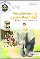 Tatort Geschichte. Verschwörung gegen Hannibal: Ein Rate... | Buch | Zustand gut