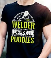 Welder shirts for men funny Funny Weld Shirt Welding Shirts Gift T shirt for Him