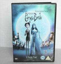 Tim Burton's Corpse Bride (DVD, 2006)