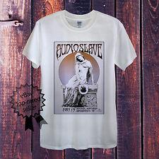 Audioslave T-Shirt Chris Cornell American Rock Rage Against the Machine Metal