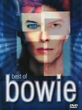 David Bowie : The best of David Bowie (2 DVD)