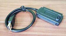 """Externes Kabel USB zu SATA IDE für 2,5"""" /3,5"""" Festplatten oder DVD-Laufwerke etc"""
