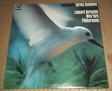 Bernstein SCHUMANN Spring Symphony - Columbia ML 5981 SEALED