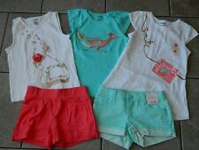 Size 6 years outfit Gymboree,Desert Dreams,NWT,tops,shorts,5 pc. set