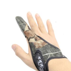 Single Finger Fishing Gloves Anti-Slip Elastic Casting Line Throwing Dedicated
