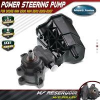 Power Steering Pump With Reservoir for Dodge Ram 2500 Ram 3500 20-70268