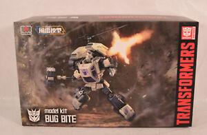 Transformers G1 Flame Toys Furai Model kit Bug Bite NYCC 2020