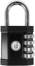 4 dígitos combinación candado-lock Para Gimnasio, Escuela, empleado Locker, valla, y