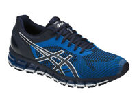 [asics] GEL-QUANTUM 360 KNIT Blue Men's Running Shoes T728N.5843