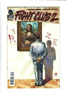 Fight Club 2 #5 NM- 9.2 Dark Horse Comics 2015 David Mack Variant