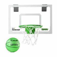 Pro Mini Basketball Hoop with Ball Glow in the Dark Home Office