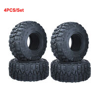 "4PCS 2.2"" Wheel Tires for Traxxas TRX4 SCX10 90046 Wrangler 1:10 RC Rock Crawler"