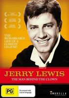 Jerry Lewis - Man Behind The Clown (DVD) Life of a Comedy Legend NEW/SEALED