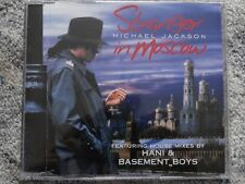 Michael Jackson - Stranger in Moscow -CD- Basement Boys Mixe 1996
