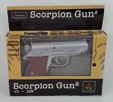 ATOMIC SCORPION GUN 2 COMPATIBILE SONY PLAYSTATION E SEGA SATURN NEW STOCK FOUND