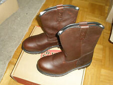 NEU Red Wing Shoes Pecos Stiefel Rigger Worker Biker Boots Norm S3 Gr 39 40 OVP