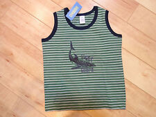 Boy Gymboree Shark Reef Shirt 6 NWT