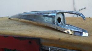 1941 - 1939 buick pontiac packard lasalle studebaker turn signal fender light