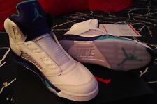 Nike Air Jordan 5 retro NRG Grape Fresh Prince us12/uk11/eu46 will Smith