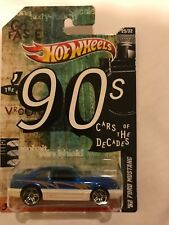 HOT WHEELS 1992 FORD MUSTANG