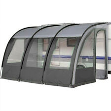 Swift Silhouette Caravan Ontario Porch Awning 390 Charcoal